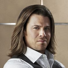 Leverage : Christian Kane as Eliot Spencer