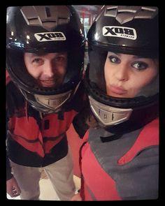 いいね!5件、コメント1件 ― Kate Hannonさん(@katehannon27)のInstagramアカウント: 「Date night / go karting #datenight #date #gokarting #race #racer #drifting #fun #loved #it #date…」