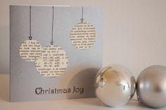 Vier Vandaag!: DIY kerstkaart | 2