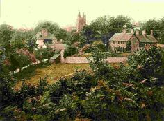 new to site Newland Church, Monmouth