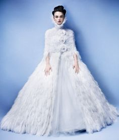 vogue 10/2012.. keira knightly in costumes for anna karenina...lamb & blonde