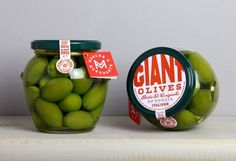 Makers & Merchants - Giant Olives PD