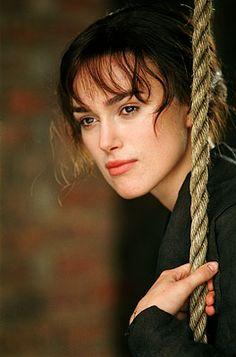 Elizabeth Bennet (Keira Knightley).