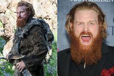 Tormund Giantsbane (Kristofer Hivju) | 'Game of Thrones' Stars Out of Costume