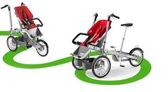 Tagabikes - Very cool bike to carry your kids