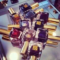 New Estee Lauder nail polishes due in August