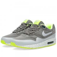 the latest 7244f 8b26f Tknw Nike Air Max 1 Chaussures Femme Homme Unisexe Canyon Grise Dusty Grise  Chaussures