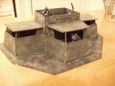 CASTLE FORGE MODELS: 40K Terrain  http://castleforgemodels.blogspot.co.uk/