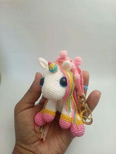 Unicórnio Crochet Amigurumi, Crochet Doll Pattern, Crochet Toys Patterns, Amigurumi Patterns, Stuffed Toys Patterns, Crochet Dolls, Doll Patterns, Amigurumi Doll, Crochet Gifts
