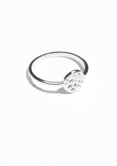 & Other Stories | Fossil Ring