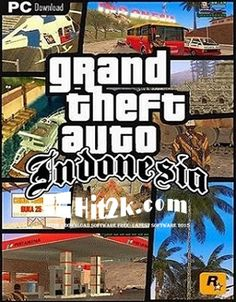 GTA Extreme Indonesia 2016 Latest GTA San Andreas is a game in which the theme of Indonesia. Extreme GTA contains hundreds of mod made by the modder San Andreas Game, Gta San Andreas, Best Pc Games, Free Pc Games, Grand Theft Auto Series, Borobudur, Chiba, Funny Memes, Branding
