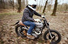'79 Kawasaki Z400 – Klassik Kustoms  |  Pipeburn.com