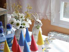 Merienda de cumpleaños temática Blancanieves | Decorar en familia | DEF Deco