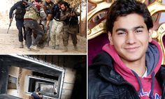 Dead at 17, the boy photographer who braved Syria's merciless civil war to take these haunting pictures from the frontline