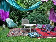 Idee per una festa in giardino - BLOSSOM ZINE BLOG