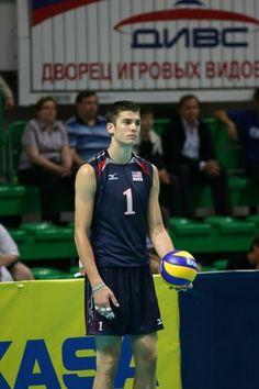 Matt Anderson, USA Volleyball