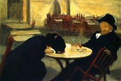 Weiss, Wojciech (1875-1950) - 1904 Demon (National Museum, Krakow, Poland) by RasMarley, via Flickr