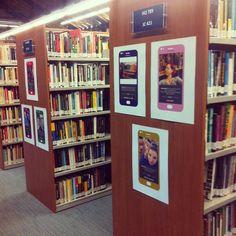 Shelfie-Ausstellung im Kadir Has Information Center in Istanbul