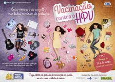 Cada menina é de um jeito, mas todas precisam de proteção.  Não deixe de levar as meninas de 11 a 13 anos para receber a vacina e se proteger.   Depoimentos de mães sobre a vacina - http://www.minhaprincesasophia.com.br/2014/03/vacinacao-contra-o-hpv.html   Dúvidas sobre a vacina - http://www.minhaprincesasophia.com.br/2014/03/duvidas-sobre-vacina-contra-o-hpv.html