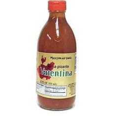 Valentina Hot Sauce Salsa Picante (Yelllow Label) at MexGrocer.co.uk, Online Grocery Store for Authentic Mexican food & Chillies