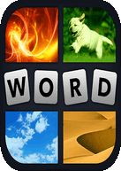 Download Android - 4 Pics 1 Word from http://apkfreemarket.com/4-pics-1-word/