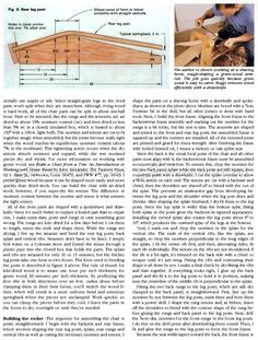 #2702 Build Rocking Chair - Furniture Plans
