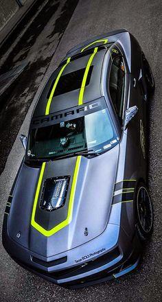 Best Sports Cars   :   Illustration   Description   Camaro