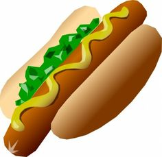 Hot_dog clip art