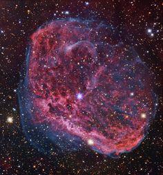 NGC 6888  having a nebula nerd moment