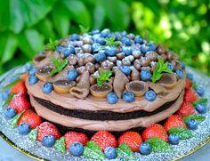 Black Magic Cake - kaken alle prater om! - Franciskas Vakre Verden
