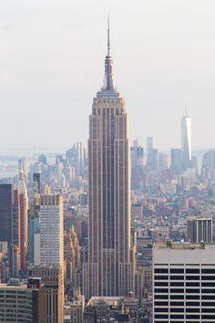 noahsiano:  Empire State Building - July 2015Noah Siano
