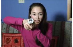 Meet the Google Science Fair finalist who generates light from the palm of her hand