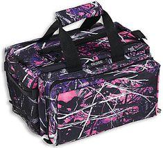 Muddy Girl Camo Range Bag with Strap #camo #hunting