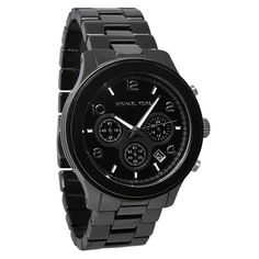 Michael Kors Men's Sport Watch In Black - Beyond the Rack