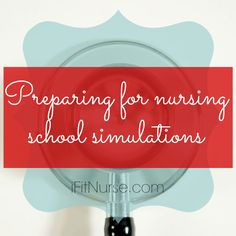 Nursing School | Finished my Last Sim for Med Surge 1: My Tips on How to Prepare for Nursing School Simulations