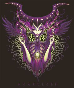 Maleficent: Heartless by nosredna1313 on deviantART