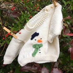 d069ae111f01 17 Best Knitted Christmas jumpers images in 2019
