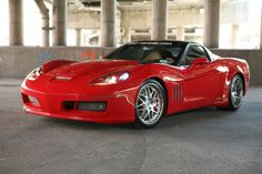 Karvajal Designs Corvette ZX-1