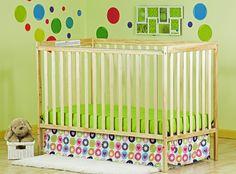 Amazon.com : Dream On Me Synergy5 in 1 Convertible Crib, Espresso : Baby