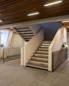 Gallery of UC Architecture School Building / Gonzalo Claro - 18