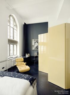 THE QVEST, a Modern Hotel in Cologne's Historic Archives | Rue