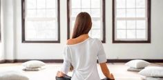 Want try mindfulness meditation but not sure where to begin? We'll show you how to start, feel better, reduce your stress, and enjoy life a little more. Group Meditation, Meditation Rooms, Meditation Cushion, Daily Meditation, Meditation Music, Meditation Benefits, Burn Out, Gentle Yoga, Cool Yoga Poses