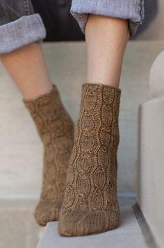 Socks from The Knitter's Curiosity Cabinet, Volume III ...