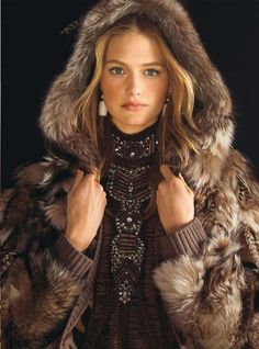 Rosamaria G Frangini | High Fur&Coats | Ralph Lauren