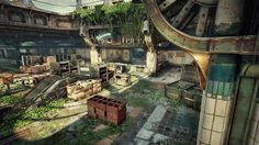 Gears of War 4 Checkout Multiplayer Map Flythrough Trailer Take a look at the return of Checkout ahead of its availability in Gears of War 4 this November. October 28 2016 at 06:25PM  https://www.youtube.com/user/ScottDogGaming