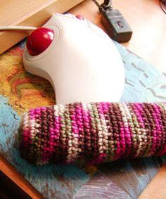 Wrist pillow ~ free pattern