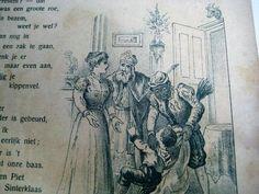 Sint Nicolaas illustratie boekje ca. ?