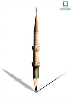 Mimarlar Odası Kayseri Şubesi tarafından Mimar Sinanı anma etkinlikleri kapsamından düzenlenen yarışmanın kazananları belli oldu.