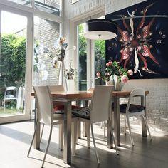 winkelatelier van Hendrik' Dining Table, Van, Furniture, Design, Home Decor, Decoration Home, Room Decor, Dinner Table, Vans