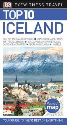 Newly revised, updated, and redesigned for 2016. True to its name, DK Eyewitness Travel Guide: Top 10 Iceland covers all the country's major sights and attractions in easy-to-use top 10 lists that hel